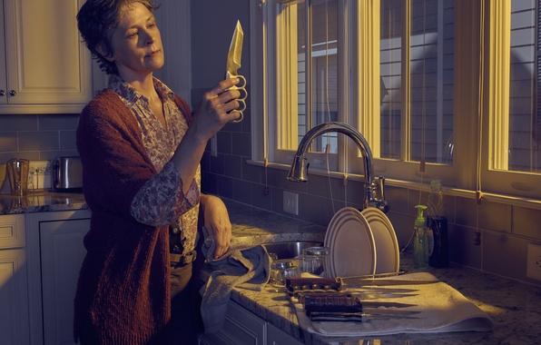 Картинка The Walking Dead, Ходячие мертвецы, Carol, Melissa McBride