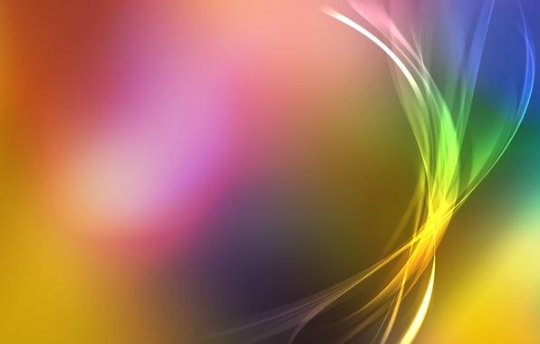 Картинка фон, цвет, поток