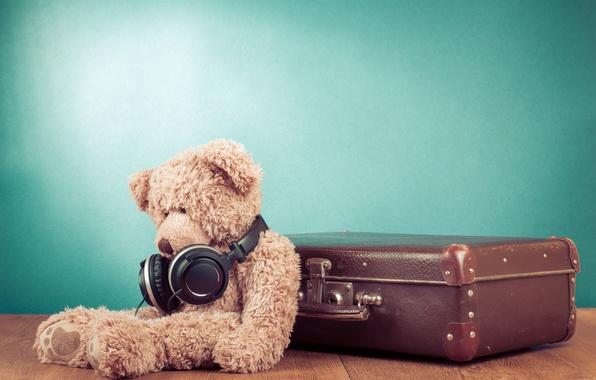 Картинка грусть, одиночество, игрушка, медведь, мишка, toy, bear, cute, Teddy