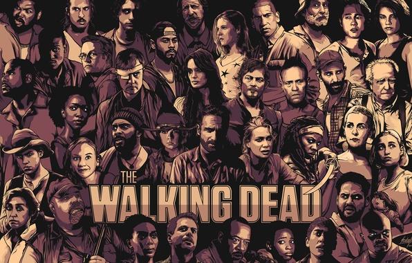 Картинка фильм, сериал, dead, мертвецы, movie, walking, ходячие