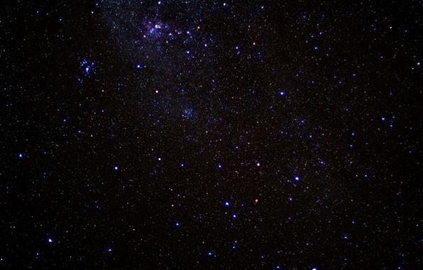 Картинка космос, пространство, красота, звёзды