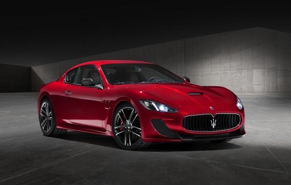 Картинка Maserati, GranTurismo, MC Stradale, 2014, Pininfarina