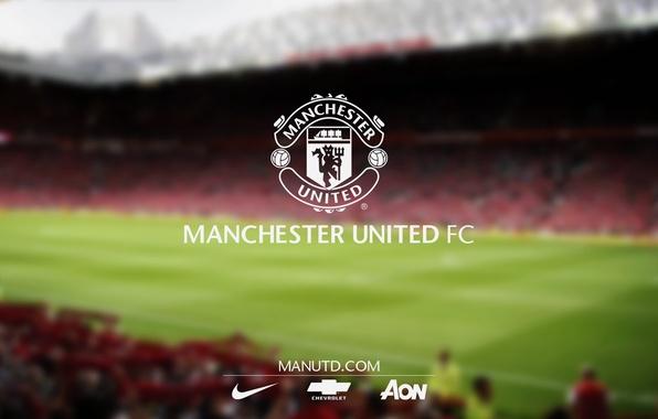 Картинка футбол, manchester, манчестер, football, юнайтед, united