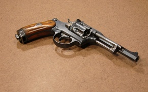Картинка оружие, револьвер, Swiss Ordnance M1882