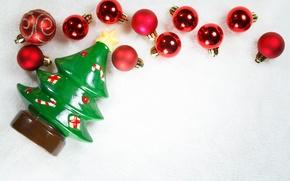 Картинка украшения, шары, елка, Рождество, Новый год, Christmas, decoration, xmas, Merry