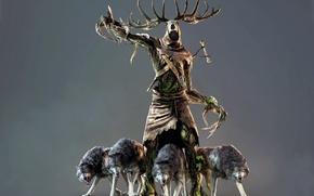 Картинка леший, witcher 3: wild hunt, ведьмак 3: дикая охота