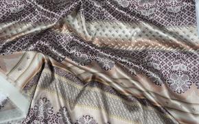 Картинка узор, текстура, ткань, жемчуг, штора, кружево, складки, шёлк, текстиль, декор