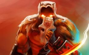 Картинка Art, Valve, Dota 2, Juggernaut, Healing Ward, Blade Fury, Omnislash, Blade Dance