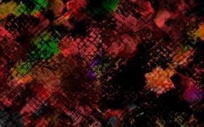 Картинка фон, узор, цвет, клетка