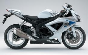 Картинка мотоцикл, Suzuki, спортбайк, GSX-R 600