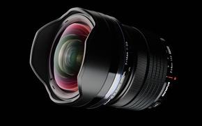 Картинка camera, lens, Olympus