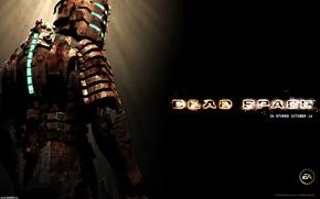 Обои кровь, Dead space, броня