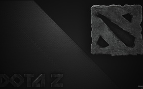 Картинка logo, dota, games