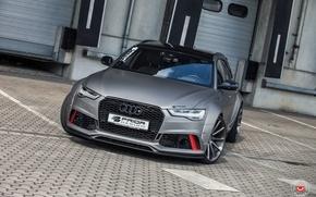Картинка Audi, Forged, Prior Design, Vossen