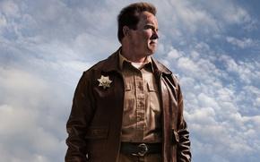 Обои Arnold Schwarzenegger, Sheriff Ray Owens, Арнольд Шварценеггер, Возвращение героя, The Last Stand