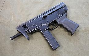 Картинка оружие, Россия, пистолет-пулемёт, ПП-91, «Кедр»
