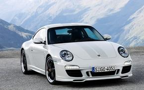 Картинка 911, 997, Porsche, порше, 2009, Sport Classic