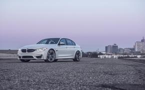 Картинка BMW, White, F80