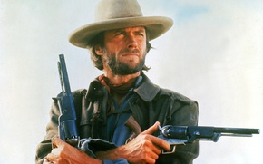 Картинка актер, man, режиссер, Clint Eastwood, Клинт Иствуд