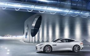 Картинка Jaguar, coupe, type R