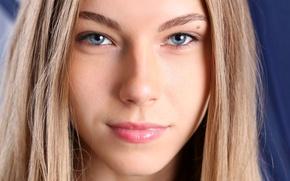 Картинка взгляд, лицо, модель, krystal boyd