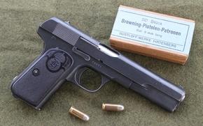 Картинка оружие, ствол, Browning
