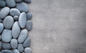 Обои камни, grey, stones