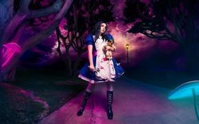 Картинка фон, нож, Alice