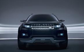Картинка concept, land rover, auto, lrx