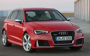 Обои RS 3, ауди, Audi, Sportback