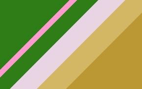 Картинка зеленый, текстура, фон, желтый, белый, линии