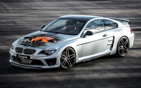 Картинка бмв, BMW, G-Power, Hurricane, E63, 2015, CS Ultimate