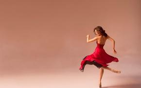 Картинка танец, балерина, пуанты