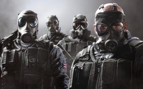 Картинка Игра, Game, Tom Clancy's Rainbow Six: Siege
