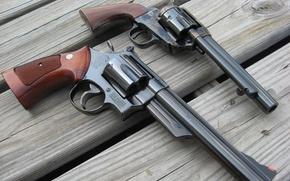 Картинка доски, Оружие, 2 штуки, Magnum, револьверы