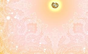 Картинка розовый, узор, драгоценности