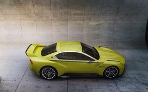 Картинка car, BMW, Hommage, 3.0, CSL