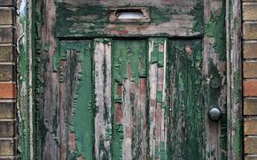Картинка дом, стена, дверь
