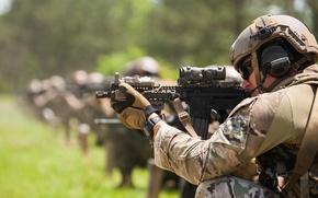 Картинка оружие, солдаты, United States Special Forces