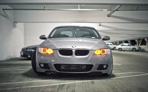 Картинка BMW, БМВ, парковка, Parking