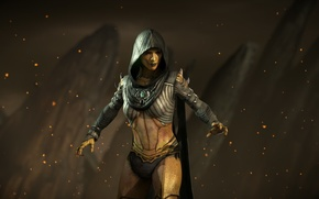 Картинка ди вора, Mortal Kombat x, мортал комбат 10