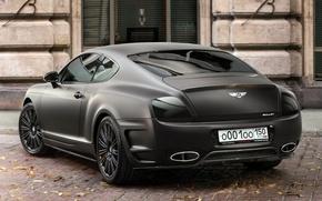 Обои Bentley, Bullet, Topcar