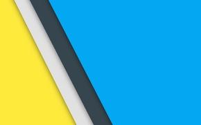 Картинка белый, линии, желтый, серый, голубой, текстура