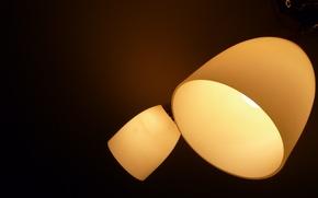 Картинка темнота, Лампы