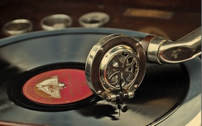 Картинка музыка, пластинка, грамофон