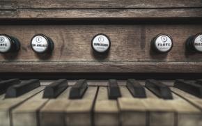Картинка клавиши, кнопки, заброшенные, синтезатор звука