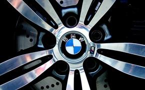 Обои BMW, Бумер, Диск, Колесо