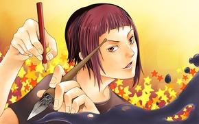 Картинка аниме, J.C. Staff, Bakuman, Takeshi Obata
