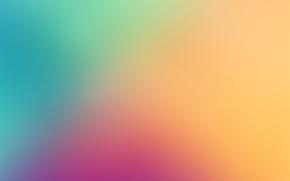 Картинка Минимализм, minimal, Google, minimalistic, Градиент, gradient, quad, Google play gradient, Google Play