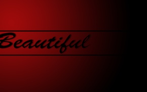 Картинка minimal, relax, red, beautiful, gradient